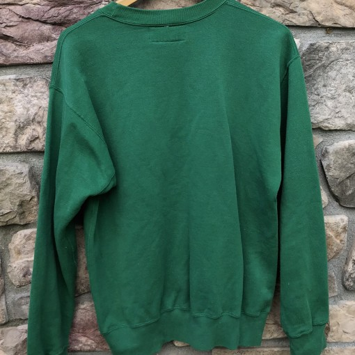 90's Philadelphia Eagles Vintage Russell pro line authentic crew neck sweatshirt size medium