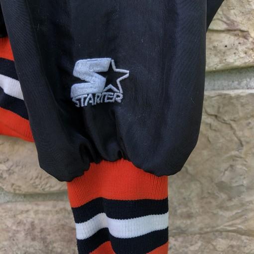 90's Philadelphia Flyers Starter pullover windbreaker jacket size XL