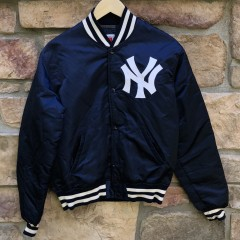 90's vintage New York Yankees Starter Satin MLB size medium