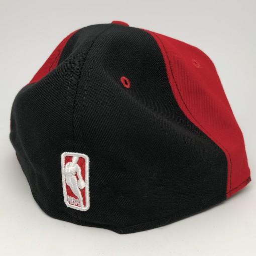 vintage 90's Philadelphia Sixers 76ers New Era Pinwheel fitted hat size 7 3/8 deadstock