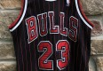 1996 Chicago Bulls Michael Jordan Authentic Champion NBA Jersey size 40 medium