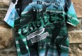 Vintage 1991 Randall Cunningham Philadelphia Eagles All over print deadstock 90's shirt