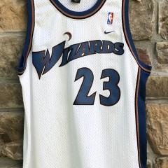 2001 Michael Jordan Washington Wizards Nike Swingman NBA Jersey size XL