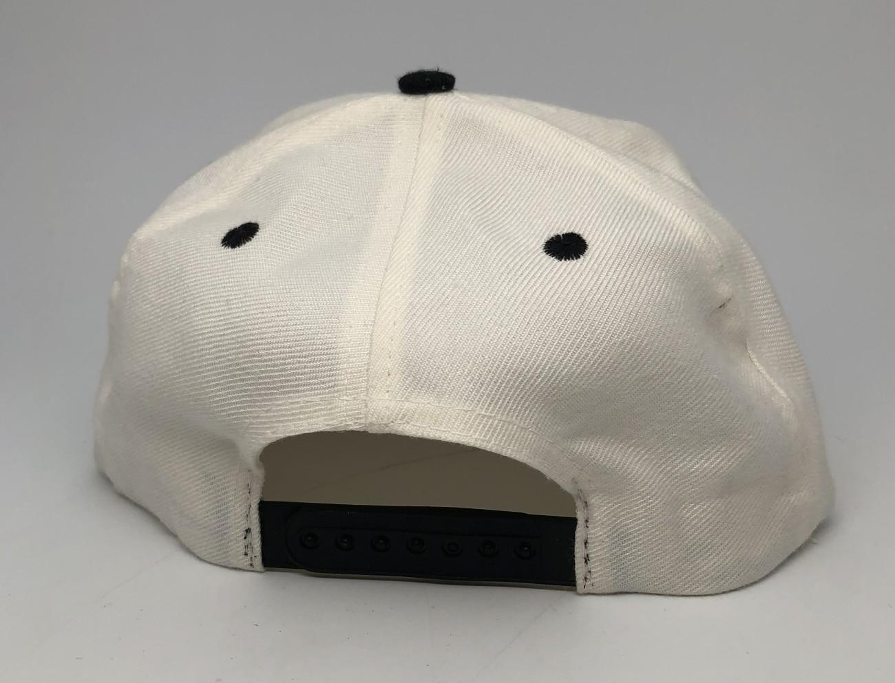 vintage 90 s Army Black Knights Double Sharktooth Logo athletic NCAA snapback  hat 17da898dacf4