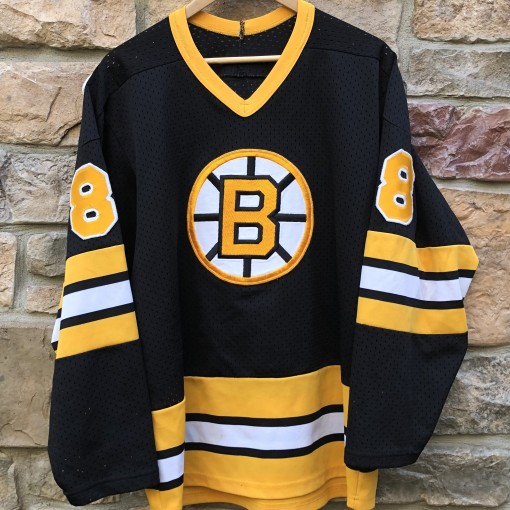 80's Cam Neely Boston Bruins CCM NHL Hockey Jersey vintage size large