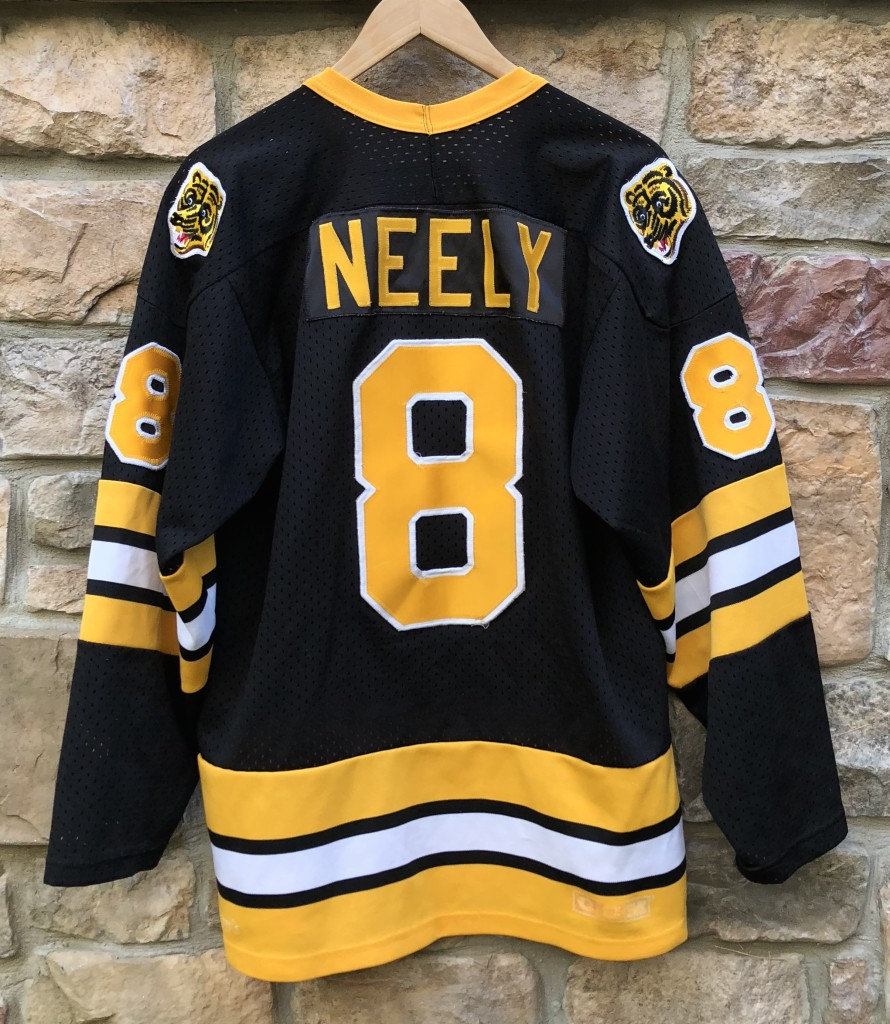 80 s Cam Neely Boston Bruins CCM NHL Hockey Jersey vintage size large 3058a4cbe