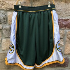 2006 Seattle Supersonics Authentic Adidas NBA Shorts size 36