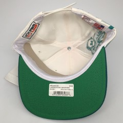 90's vintage Miami Dolphins Sports specialties laser dome NFL snapback hat OG