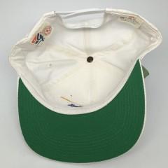 90's Pitt University of pittsburgh panthers The Game vintage snapback hat split bar