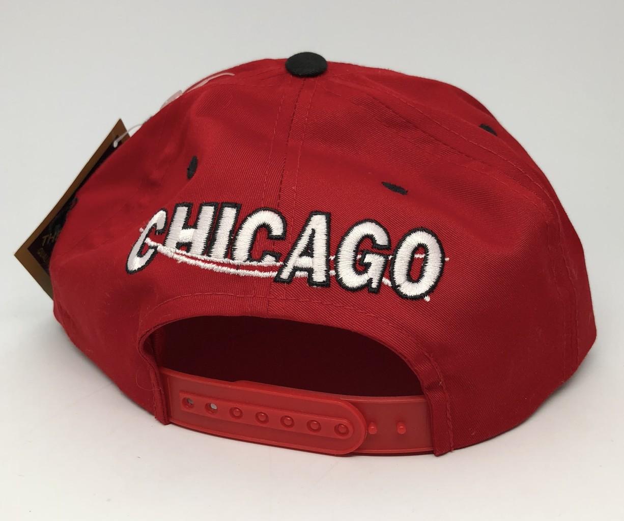 3e7c132a20b ... netherlands 90s chicago bulls g cap vintage nba snapback hat og 0a38c  3562c
