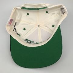 90's Philadelphia Eagles Football club nfl snapback hat og vintage