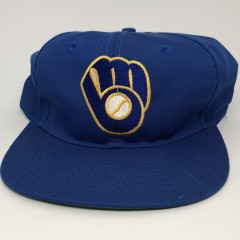 80's Milwaukee Brewers Twins vintage snapback hat