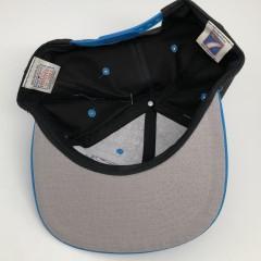 90's Tampa Bay Devil Rays Logo 7 vintage MLB snapback hat deadstock vintage