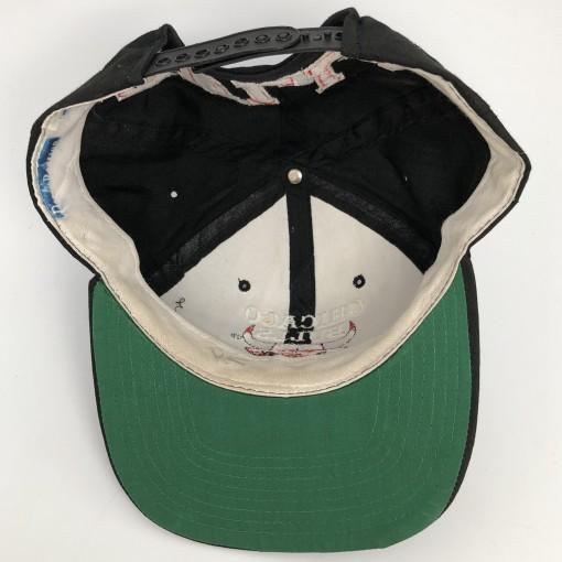 90's Chicago Bulls american needle blockhead vintage nba snapback hat