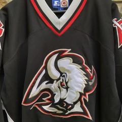 vintage 90's Buffalo Sabres Starter NHL Hockey jersey size XL
