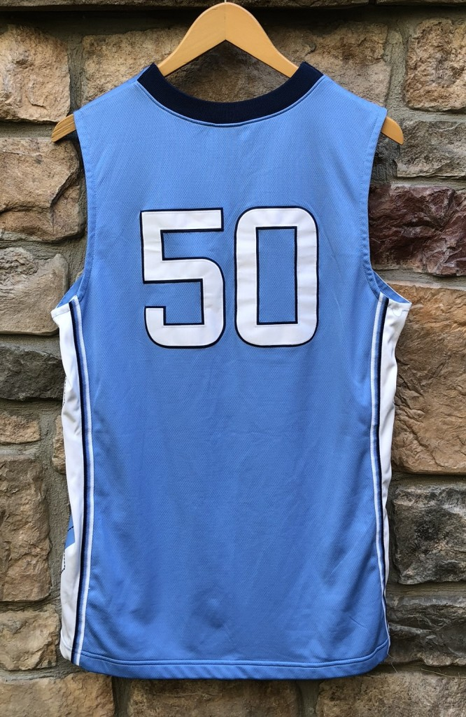 392067c379899f vintage 00 s Tyler Handsboro University of North Carolina Tarheels  Authentic Nike NCAA jersey size small