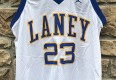 vintage retro 1980 Michael Jordan Laney High School Jersey Size medium