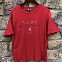 vintage 1996 Atlanta Summer Olympic Games Champion T Shirt