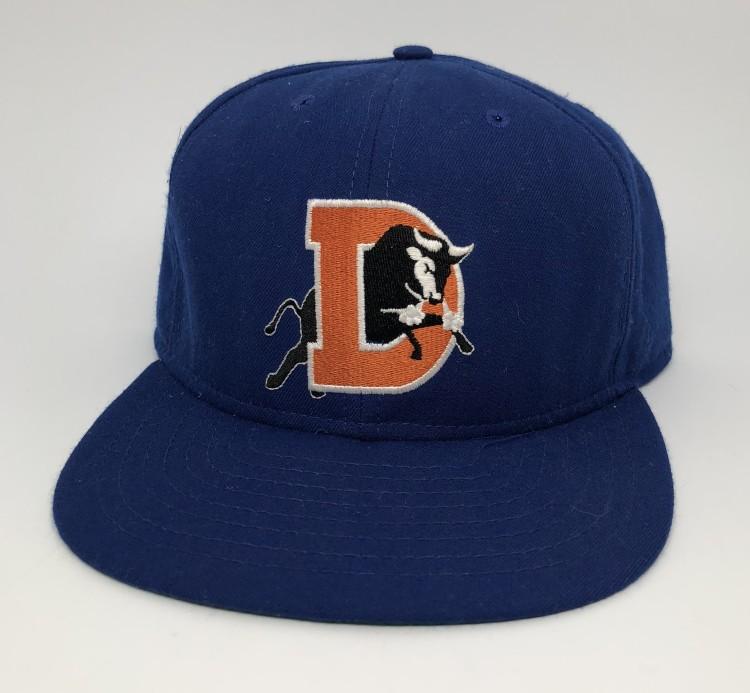 9b602f6fbf205 90 s Durham Bulls Minor League New Era Snapback Hat