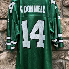 1996 Neil O'Donnell New York Jets Starter NFL Jersey size Large