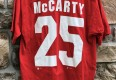 vintage 90's Darren McCarty Detroit Red Wings T Shirt size Large