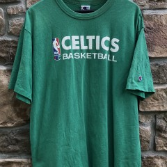 90's Boston Celtics vintage champion NBA Shirt