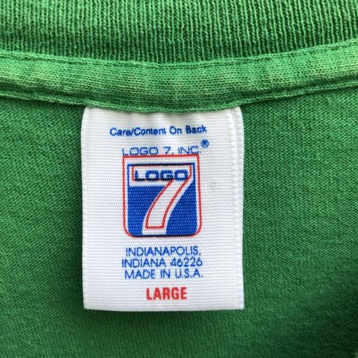 vintage 90's 1994 Philadelphia Eagles logo 7 NFL T shirt size large