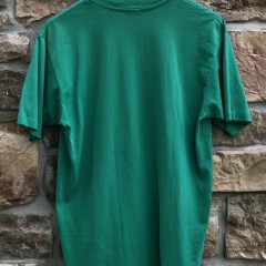 vintage 80's Philadelphia Eagles kelly green t shirt