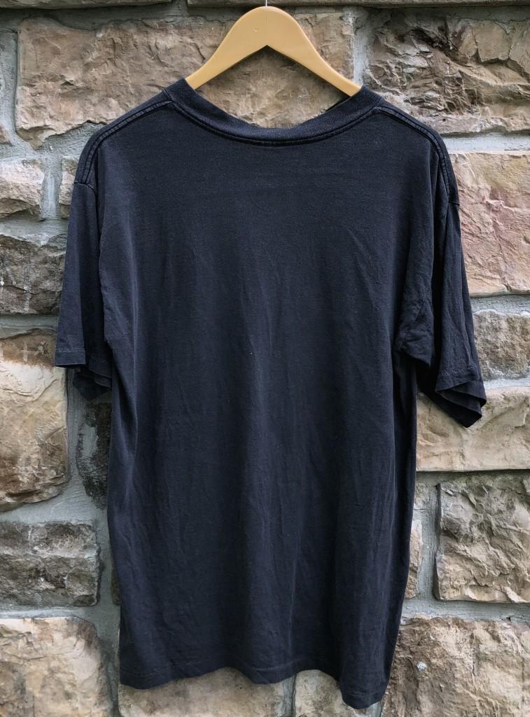 0a9290d9 1993 Dallas Cowboys Lightning Bolt NFL T Shirt Size Medium | Rare Vntg