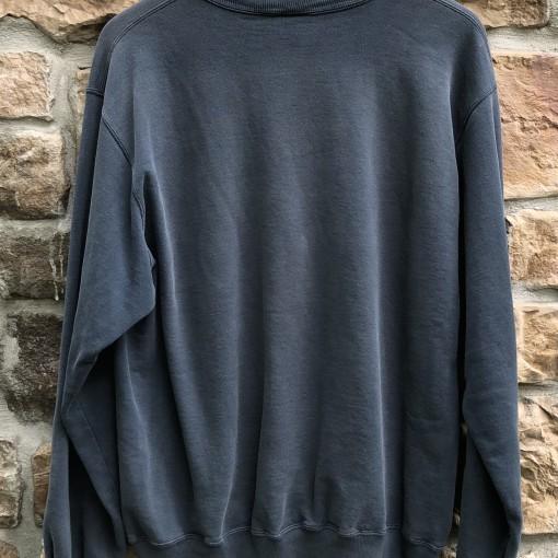 vintage 90's Champion crewneck sweatshirt ash black size large