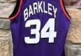 vintage 90's Charles Barkley Phoenix Suns Champion NBA jersey size 44 large