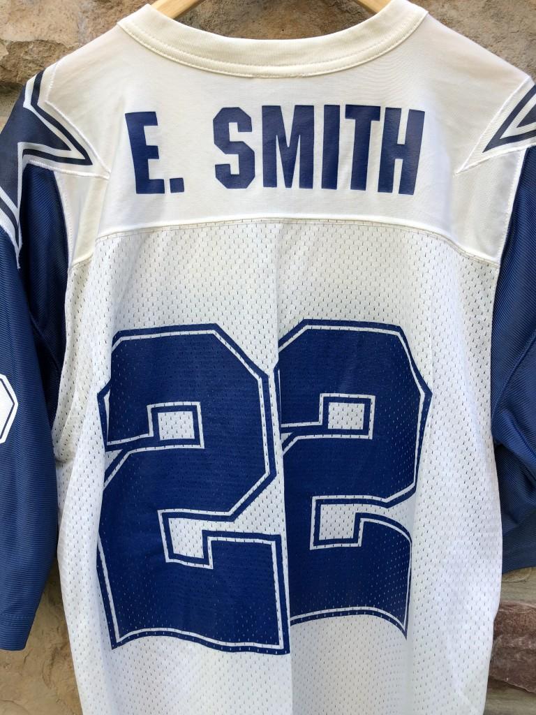 finest selection 4d714 877bb 1995 Emmitt Smith Cowboys Alternate Starter NFL Jersey Size Large