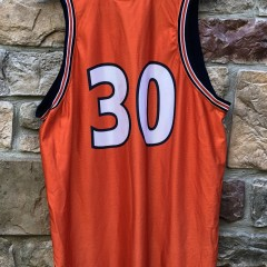 vintage 90's Syracuse Orangemen nike ncaa jersey size XL #30
