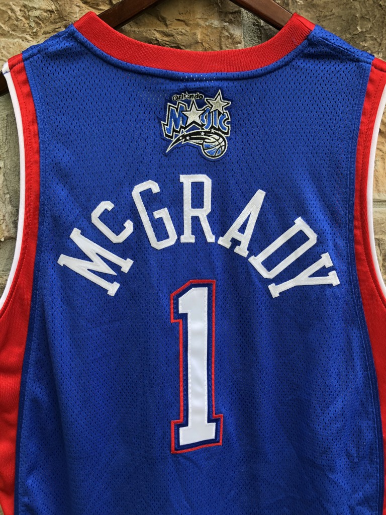 vintage 2004 Eastern Conference All Star Jersey Tracy Mcgrady authentic  reebok size 44 large 6ea99aaa3