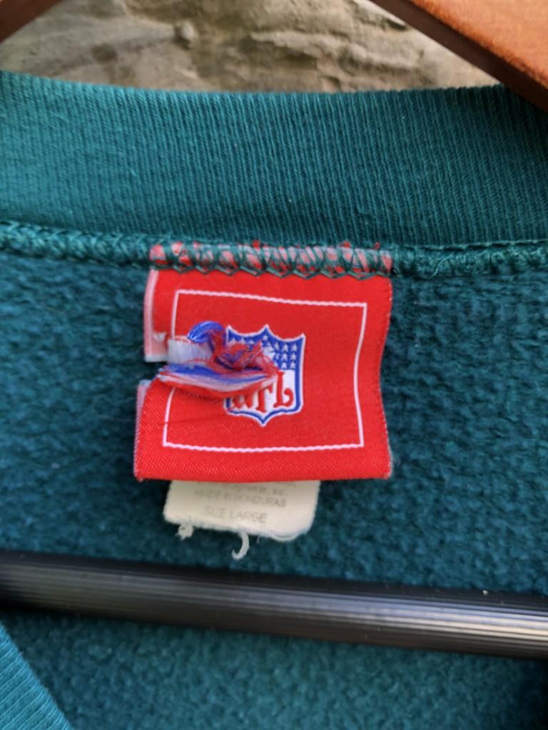 2004 Philadelphia Eagles NFC Champions vinage NFL crewneck sweatshirt size  XL d81f2b794