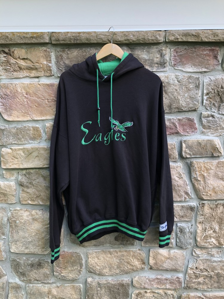 vintage philadelphia eagles sweatshirt
