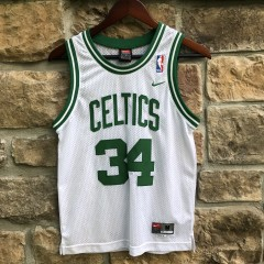 00's Paul Pierce Boston Celtics Nike NBA swingman jersey youth size medium