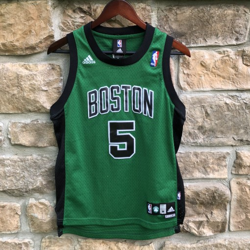 2008 Boston Celtics Kevin Garnett Swingman jersey adidas youth size medium