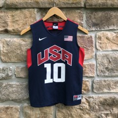 2012 Kobe Bryant Team USA Nike olympic basketball jersey youth size small