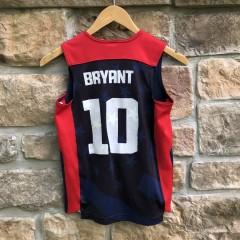 2012 Kobe Bryant Team USA Nike olympic basketball jersey youth size small