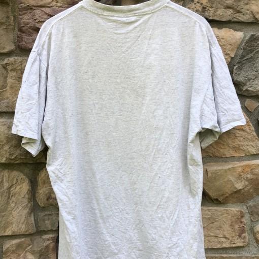 1991 vintage philadelphia eagles hunt club t shirt size XL