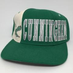 Vintage 90's Philadelphia Eagles Randall Cunningham Starter Tri Power NFL snapback hat