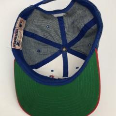vintage 90's Chicago Cubs Starter Denim MLB snapback hat