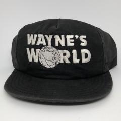 vintage OG 1991 Wayne's World Snapback hat SNL
