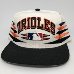 90's Baltimore Orioles Logo Athletic Vintage MLB snapback hat
