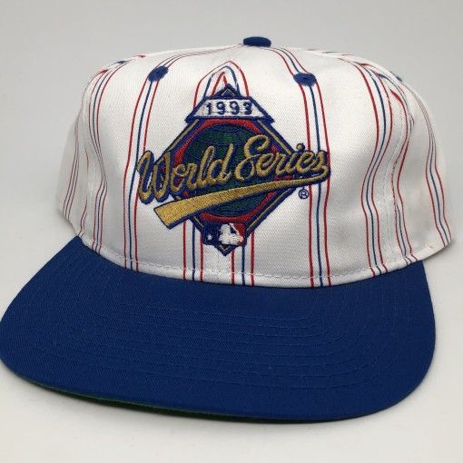 1993 World Series Starter MLB snapback hat deadstock