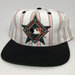 1993 MLB All Star Game Baltimore Starter MLB snapback hat deadstock