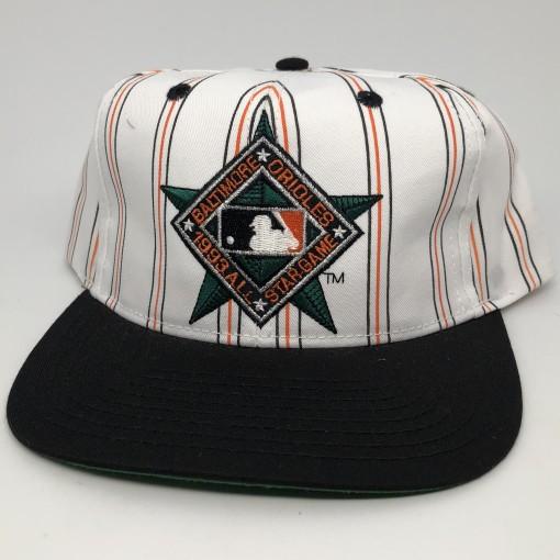 1993 MLB All Star Game Baltimore Starter MLB snapback hat deadstock