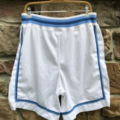 Vintage 90's UNC university of north carolina tar heels authentic nike NCAA Shorts size large