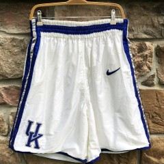 vintage 90's University of Kentucky Wildcats Nike NCAA authentic shorts size large